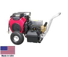 Pressure Washer Portable Cold Water 45 Gpm 5000 Psi 208 Hp Honda Cat
