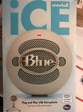 Blue Microphones Snowball iCE USB Condenser Microphone #SNOWBALL ICE
