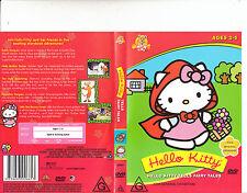 Hello Kitty-Tells Fairy Tales-1987-MGM Kids-[5 Episode]-Children Hello Kitty-DVD