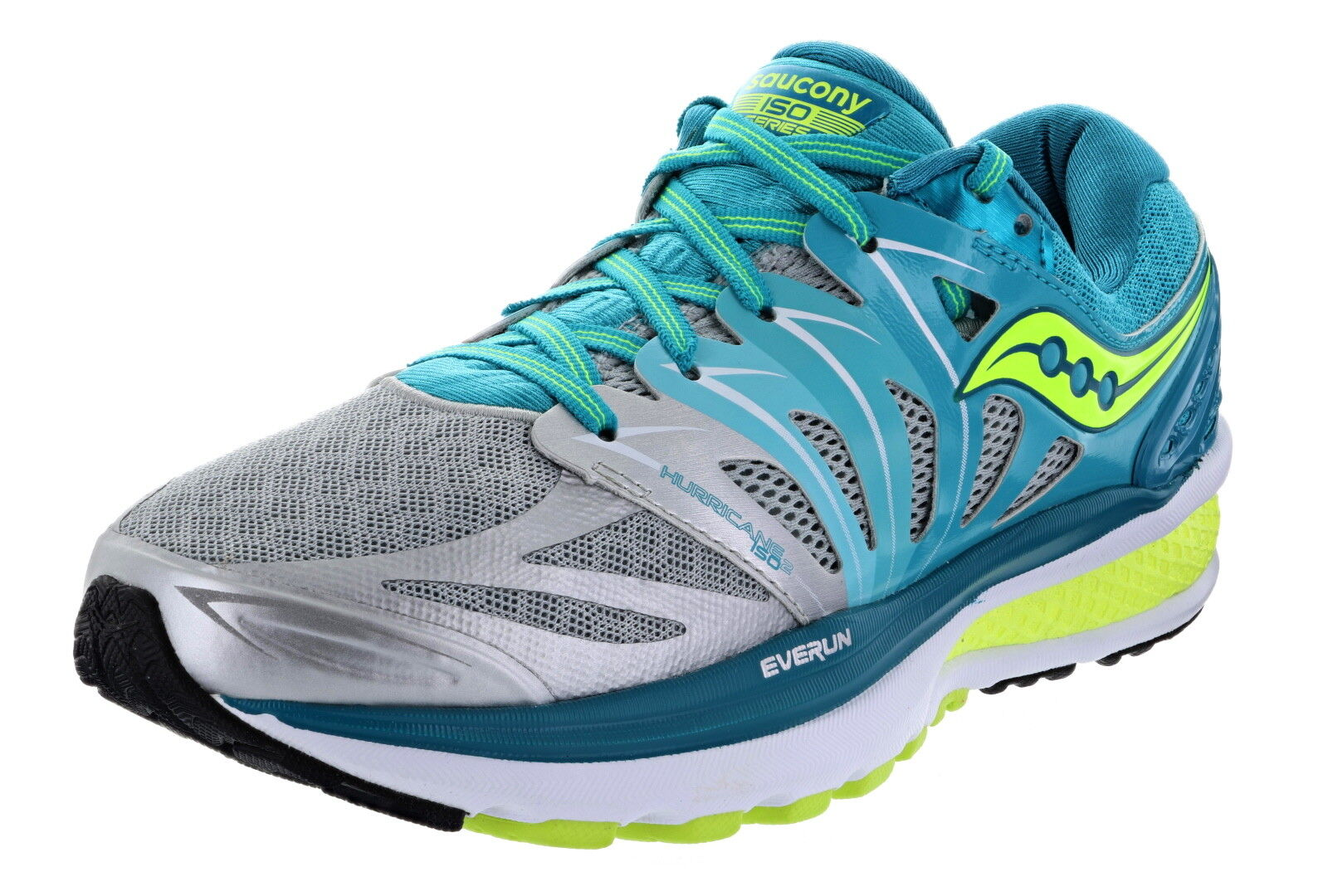 Saucony Hurricane ISO 2 Damenschuhe Medium Width Running Training Schuhes S10293-1