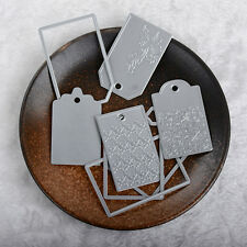 Paper Cutting Tool Set DIY Paper Template Manual Die Cut&Embossing Machines Tag
