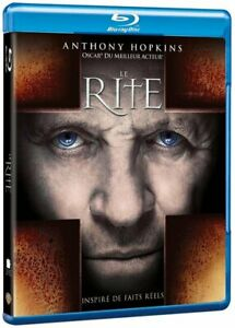 Le-rite-BLU-RAY-NEUF-SOUS-BLISTER-Anthony-Hopkins