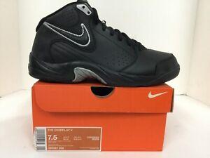 nicotina naranja R  Nike The Overplay V Mens Style# 395857 002 Black | eBay