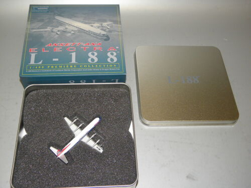 "DRAGON 55597 ANSETT-ANA ELECTRA L-188 ROYAL AIR  1:400 3/"" DIECAST MODEL PLANE"