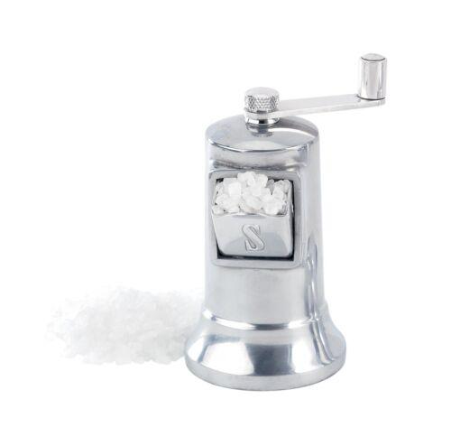 Perfex Adjustable Salt Grinder Mill Made in France Stainless Steel Mechanis...