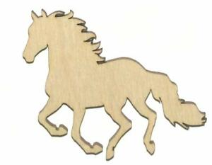 Galloping-Horse-Unfinished-Wood-Shape-Cut-Out-G11355-Crafts-Lindahl-Woodcrafts