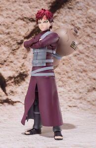 Naruto: Figure officielle de S.h.figuarts de Gaara par Bandai Tamashii Nations