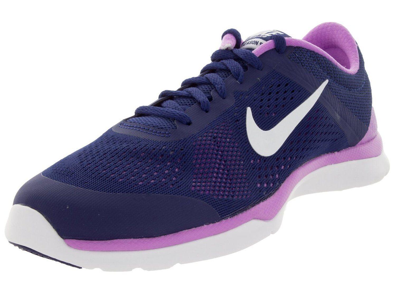 Women's Nike In-Season TR 5 Training shoes, 807333 400 Size 6 Dp Ryl White Fchs