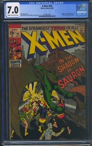 X-Men-60-Marvel-CGC-7-0-Cream-to-Off-White-Pages-1st-appearance-of-Sauron