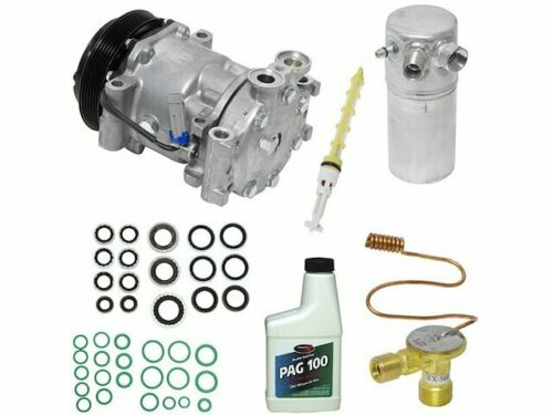 A//C Compressor Kit For 99-00 Cadillac Chevy GMC Escalade Tahoe Yukon 5.7L GC72W2