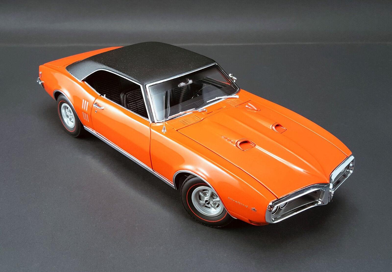 diseño único 1968 Pontiac Firebird Firebird Firebird Acme GMP 1805205 Rojo 1 18  solo cómpralo