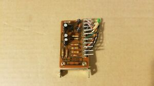 Pioneer SX-550 receiver AF Mute assembly AWM-101