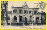 CPA France 94 - VITRY sur SEINE École Communale Raymond à Auguste LEBOUTEILLER