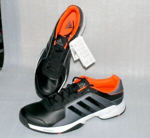 Sneaker Sport Lauf 50 Schuhe Adidas Red Barricade Court B23042 Uk14 Herren Black ZqwZ1tI