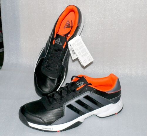 Black Schuhe Barricade Sneaker B23042 Red Sport Court Adidas Herren Lauf 50 Uk14 q0B5vw