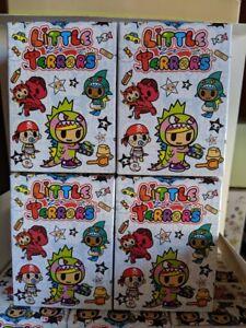 tokidoki Mermicorno series 3 single blind box x4