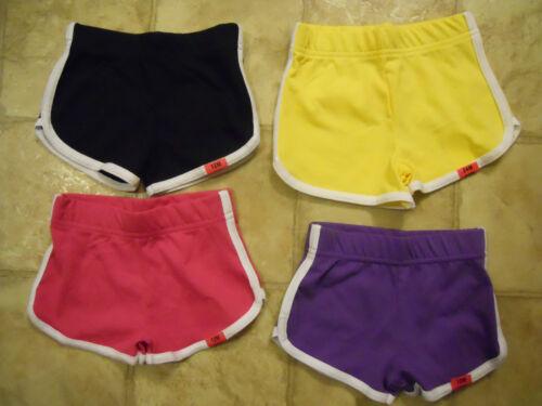 24M,2T,3T,4T,5T NEW Girl Dolphin Short Pink Black Yellow Purple Pink Sz 12M,18M