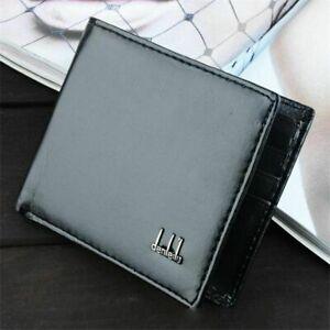 Men-039-s-Business-Leather-Wallet-Pocket-Card-Holder-Clutch-Bifold-Slim-Purse-Gift