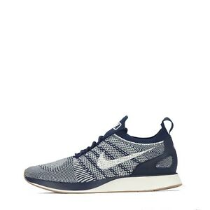 timeless design 6018d 1feba Image is loading Nike-Air-Zoom-Mariah-Flyknit-Racer-Mens-Running-
