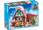 PLAYMOBIL Santa 5976 Father Christmas Santa's Home Present