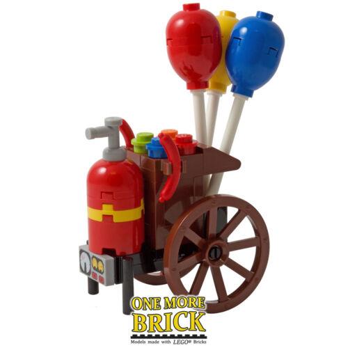 Funfair fairground park balloon cart LEGO Balloon Cart NEW