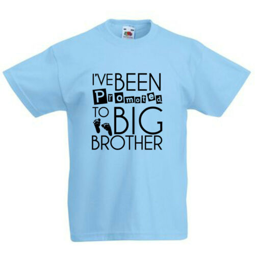 I/'ve Been Promoted To Big Brother Boys T-shirtGoing To Be AGift IdeaBoy