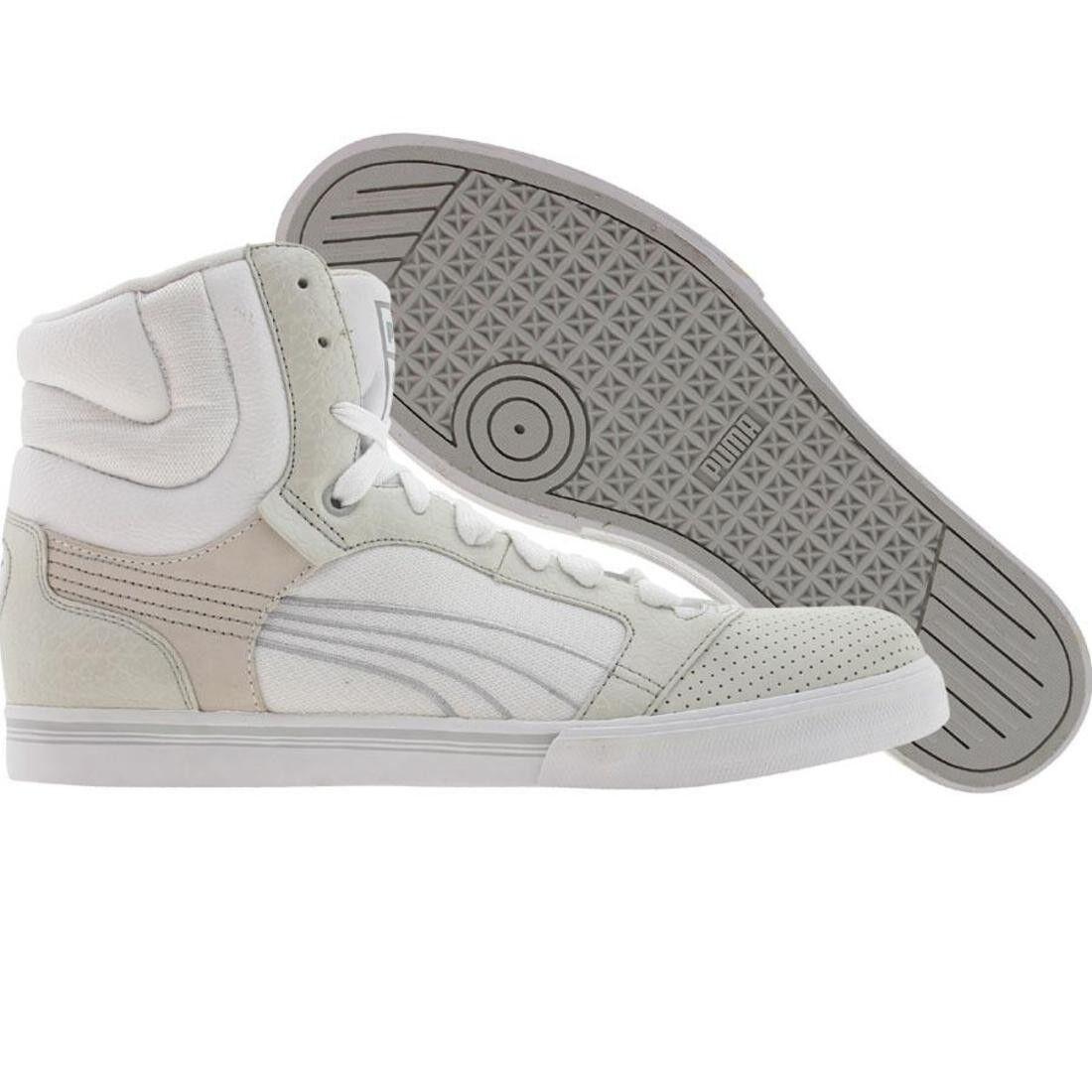 89.99 Puma Post Up High (white / grey violet) 349271-03