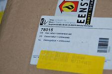 BOSCH NEFIT 78015 GASARMATUR + UMBAUSATZ HR TURBO GASBLOK SIT VR8700A3006 NEU
