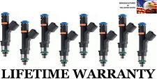 8x Genuine Bosch Fuel Injectors For Ford 2004 F 150 Fx4 Xlt Xl Lariat 54l