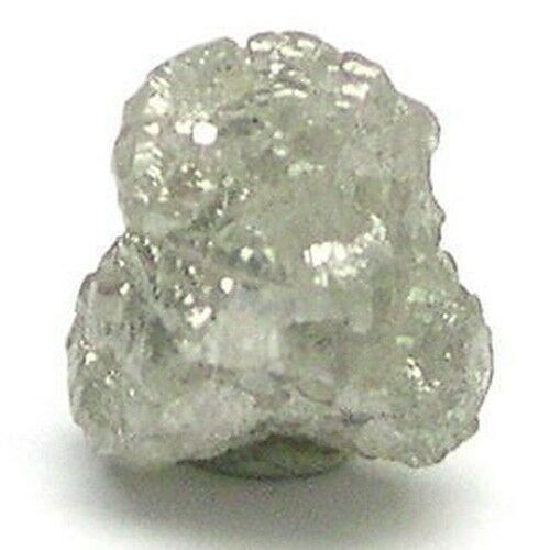 1 Carats Silver Natural Uncut Raw Rough Diamonds For Sale Online