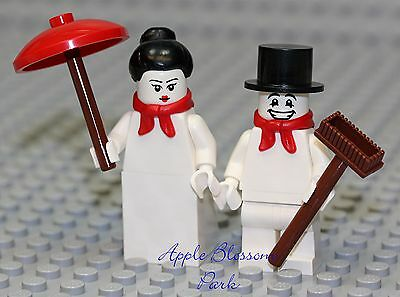 Genuine LEGO Snowman