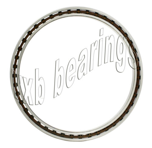 "VA030CP0 Thin Section Bearing 3/""x3 1//2/""x1//4/"" Brass Open Slim Ball Bearings"