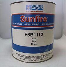 Sherwin Williams Sunfire Paint Mixing Toner F6B1112 Black Gallon