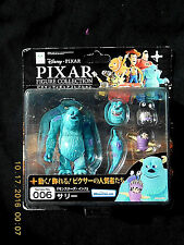 KAIYODO REVOLTECH PIXAR COLLECTION 06 MONSTERS INC SULEY ACTION FIGURE SET! NEW!