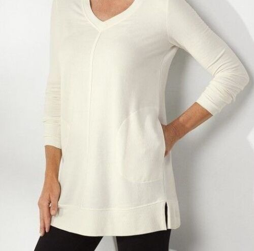Tunic Sweater Speedy Tags New With 70 Soft Nwt Ship Siesta Surroundings q4ORwxft