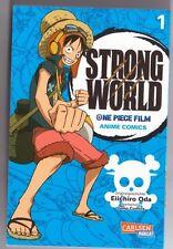 ++ One Piece Strong World 1 Anime Comic Manga (Eiichiro Oda) TOP!! ++