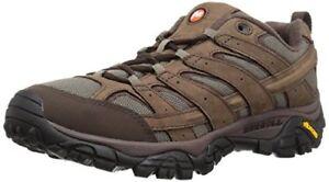 Merrell-Men-039-s-Moab-2-Smooth-Hiking-Boot-J42511-J42513