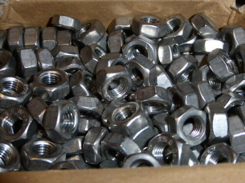 """5//16/"""" BSF Stainless Steel A2 Full Nuts 1//4 BSF"""
