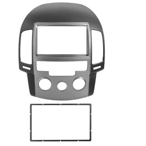Mascherina 2 Din Hyundai i30 -12 colore antracite