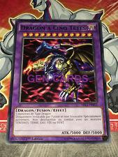 Carte Yu Gi Oh DRAGON A CINQ TETES MIL1-FR012
