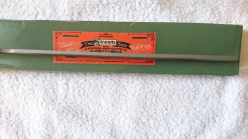 """Simonds Precision Cut Files10/"""" Farmers Own Sharpening Files For Mowers Etc."""