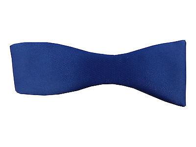 Vorsichtig Modische Kinder Fliege Zum Selber Binden Boys Bow Tie Cobalt/kÖnigs Blau Blue