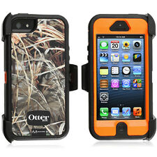 OtterBox Defender Realtree Case & Holster for iPhone 5 Max 4HD Blazed Grass OEM