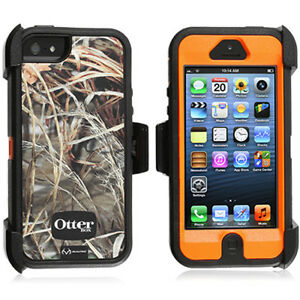 Realtree Otterbox Iphone  Plus