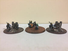 Warhammer 40K Astra Militarum / Imperial Guard Cadian Heavy Weapon (3) - #113