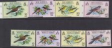 NEW HEBRIDES(both): 1980 Birds sets  SG 283-6+F296-9 MNH