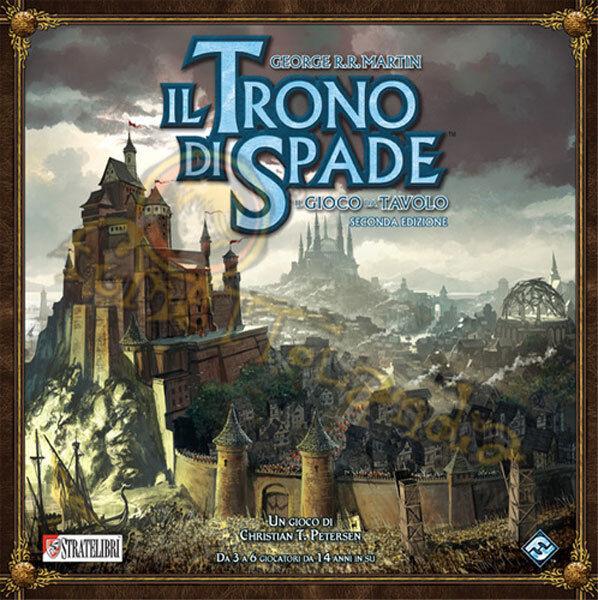 Asmodee - der Thron   das Spiel aus Tabelle - Italienisch Zweite Ausgabe