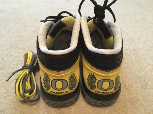 1 Rare Trainer 9 Promo canards de Échantillon Nike Pitcrew Oregon Sz PkZuXi
