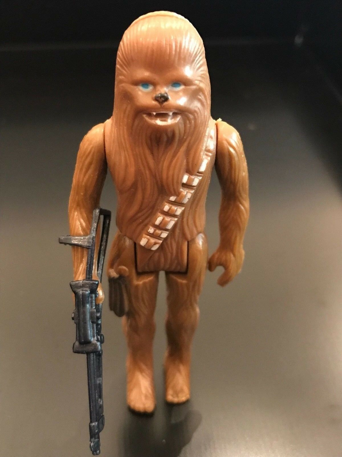 1977 Vintage Star Wars Chewbacca Action Figure Original 1st 12 Complete Hong Kng