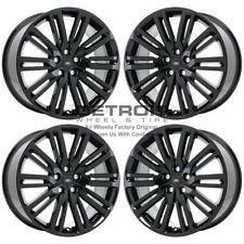 21 Land Rover Discovery Gloss Black Exchange Wheels Rims Factory Oem 72292 2 Fits Land Rover Discovery